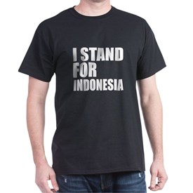 I Stand For Indonesia T-Shirt