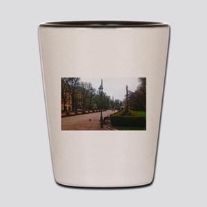 Helsinki Park Walk Shot Glass