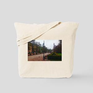 Helsinki Park Walk Tote Bag