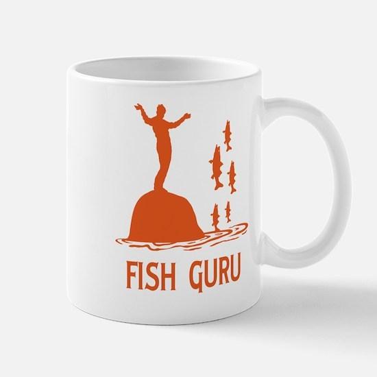 Fish Guru Mug