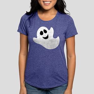 Cute Happy Halloween Ghost T-Shirt