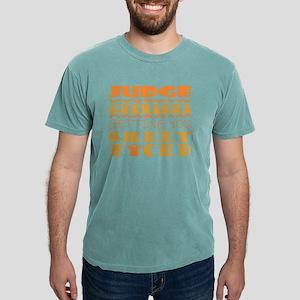 Judge Getting You Sheet Faced Halloween Co T-Shirt