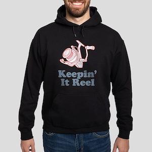 Keepin' It Reel Hoodie (dark)