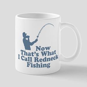 Redneck Fishing Mug