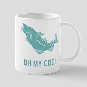 Oh My Cod! Mug