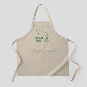 Pump Up The Rod BBQ Apron