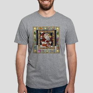 Harvest Moons Chimney Santa T-Shirt