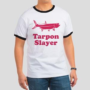 Tarpon Slayer Ringer T