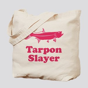 Tarpon Slayer Tote Bag