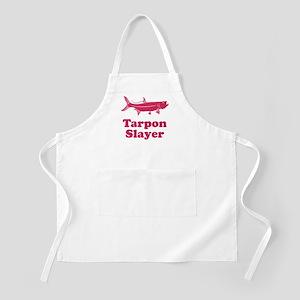 Tarpon Slayer BBQ Apron