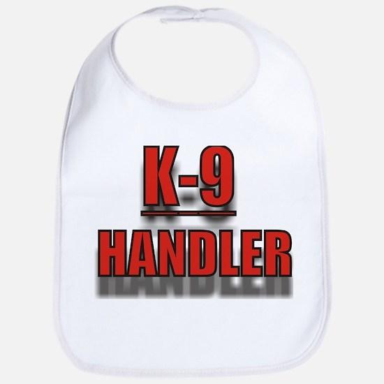 """K-9 HANDLER"" Bib"