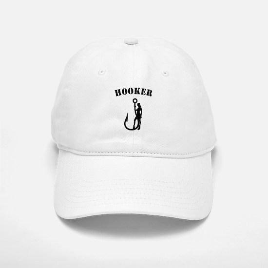 Hooker Baseball Baseball Cap