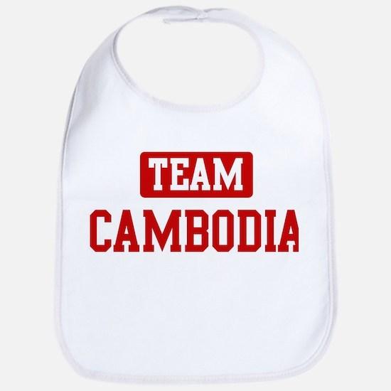 Team Cambodia Bib