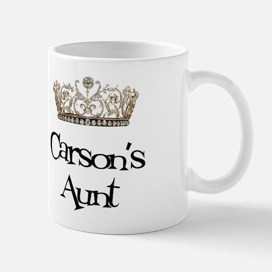 Carson's Aunt Mug