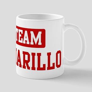 Team Amarillo Mug