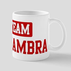 Team Alhambra Mug