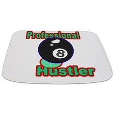 8 Ball Hustler Bathmat