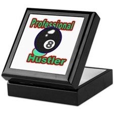 8 Ball Hustler Keepsake Box
