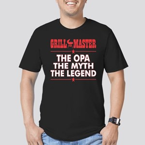 Grillmaster The Opa The Myth The Legend BB T-Shirt