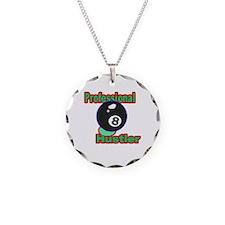 8 Ball Hustler Necklace