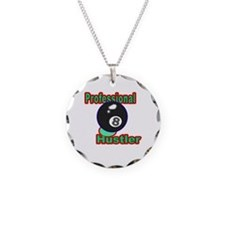 8 Ball Hustler Necklace