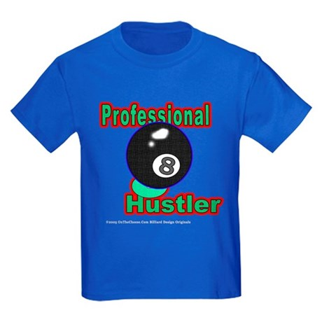 Pool Player T-shirts by OTC Billiards Designs