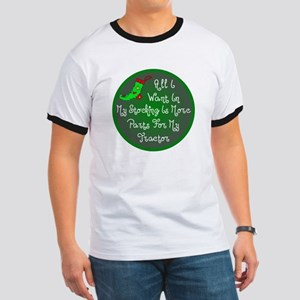 Tractor Parts Christmas Ringer T