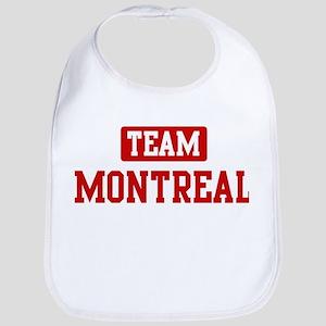 Team Montreal Bib