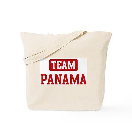 Team Panama Tote Bag