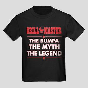 Grillmaster The Bumpa The Myth The Legend T-Shirt