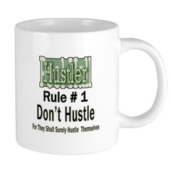 Best Pool Hall Hustler Rule Mugs