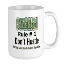 Best Pool Hall Hustler Rule Mugs