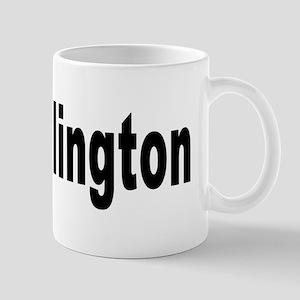 I Love Arlington Mug