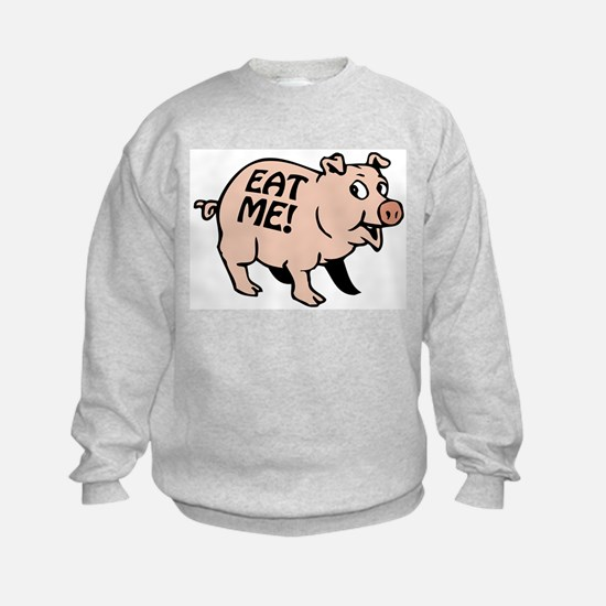 Pinky the BBQ Pig * Sweatshirt