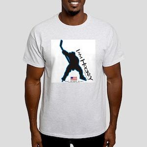 I AM HOCKEY USA Light T-Shirt
