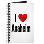 I Love Anaheim California Journal