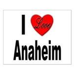 I Love Anaheim California Small Poster
