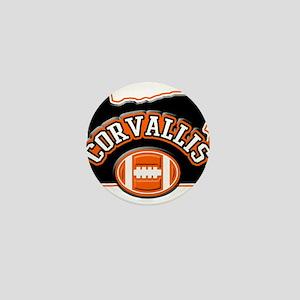 Corvallis Football Mini Button