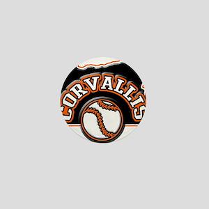 Corvallis Baseball Mini Button