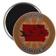 Iowa Birder Magnet