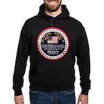 Navy Dad Hoodie (dark)