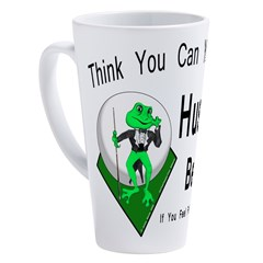 OTC Billiards Frog 17 oz Latte Mug