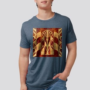 Harvest Moons Art Deco Panel T-Shirt