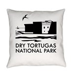 Dry Tortugas National Park Everyday Pillow
