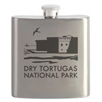 Dry Tortugas National Park Flask