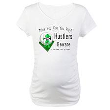 OTC Billiards Frog Maternity T-Shirt