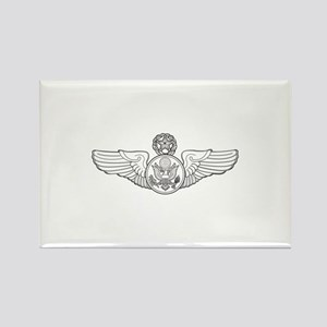 Enlisted Aircrew Rectangle Magnet