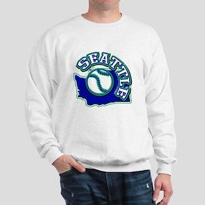 Seattle Baseball Sweatshirt