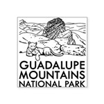 Guadalupe Mountains National Park Sticker