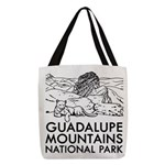Guadalupe Mountains National Park Polyester Tote B